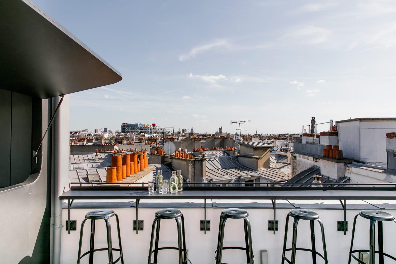 Hotel National Des Arts Et M Tiers Paris By Raphael Navot