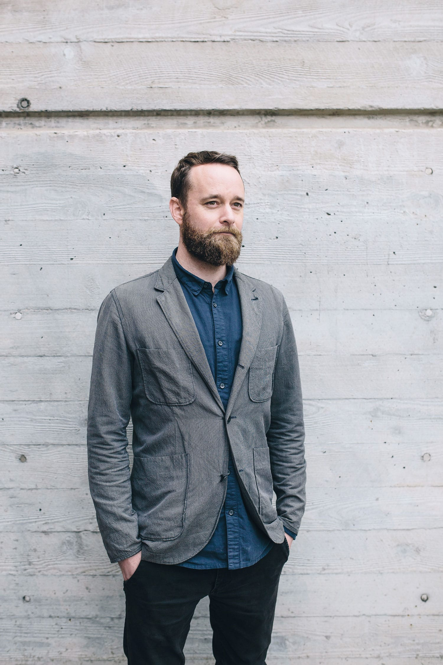 Sean Chambers, associate at Templeton Architecture | Yellowtrace