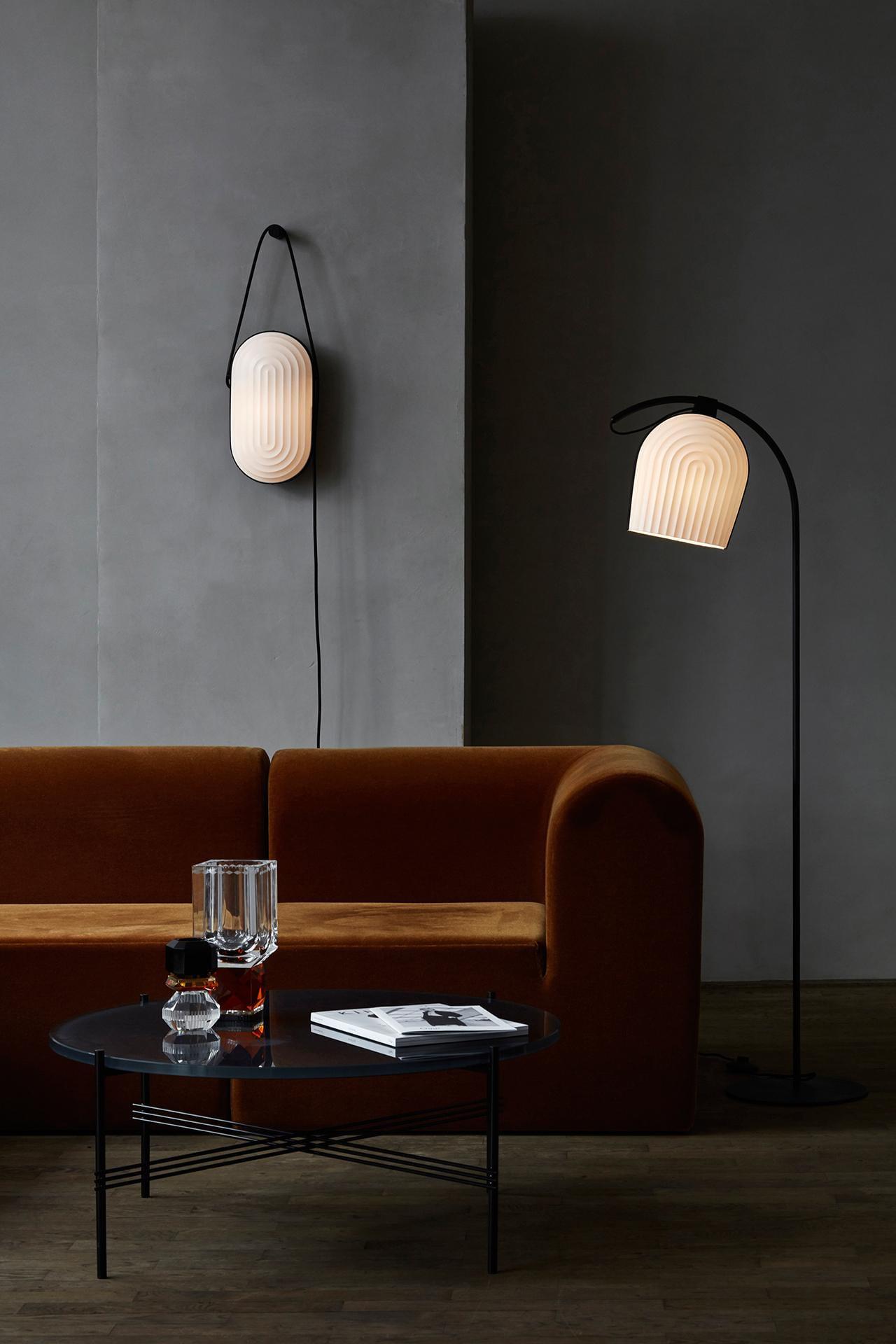 Arc Collection by Le Klint & Manér Studio at Stockholm Furniture Fair 2018 | Yellowtrace