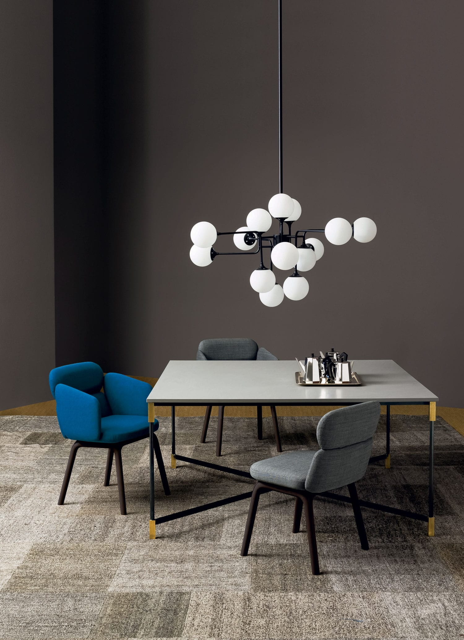 Match Table by Paola Vella - Ellen Bernhardt | Yellowtrace