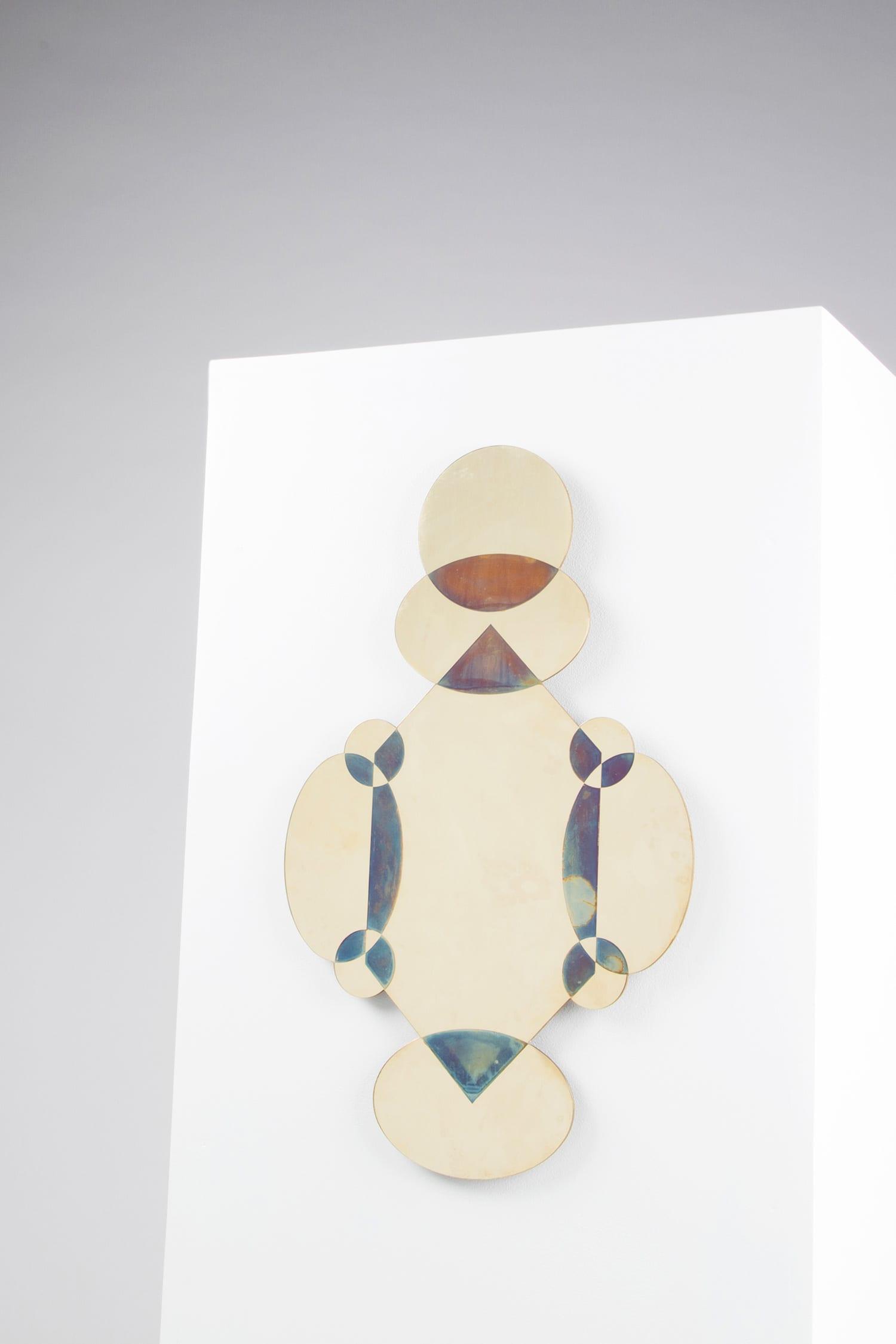 Barocche Mirror by Nikolai Kotlarczy at Stockholm Furniture Fair 2018 | Yellowtrace