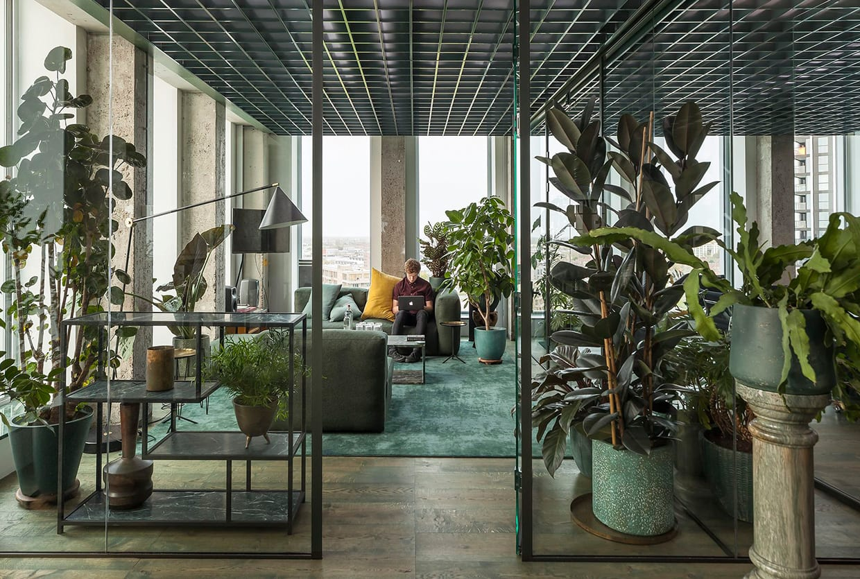 Sony musi amsterdam hq by space encounters yellowtrace for Interieur design amsterdam