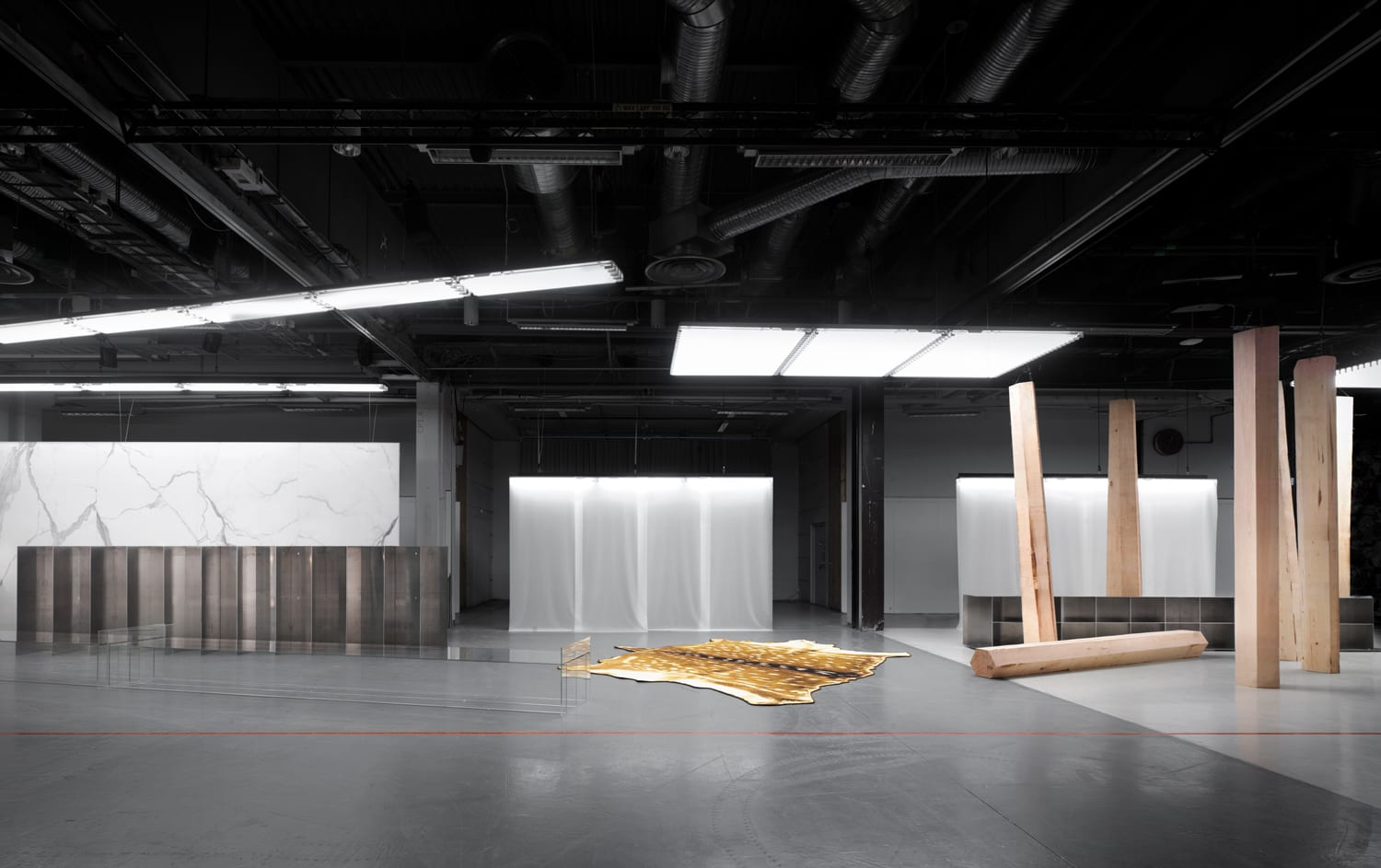 Trend Exhibition by Halleroed at Stockholm Furniture Fair 2018 | Yellowtrace