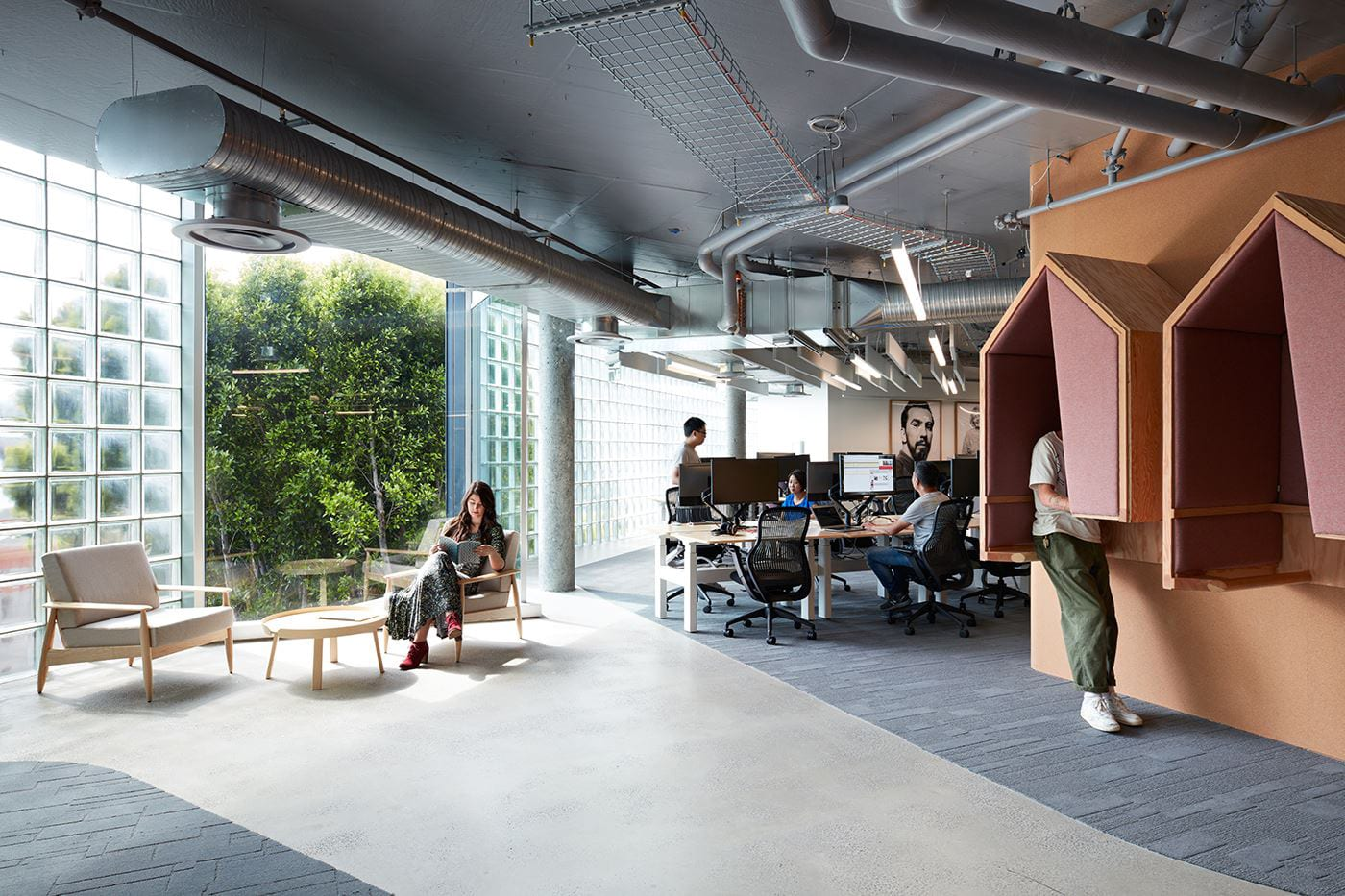 Airbnb Flagship Office San Francisco | Yellowtrace