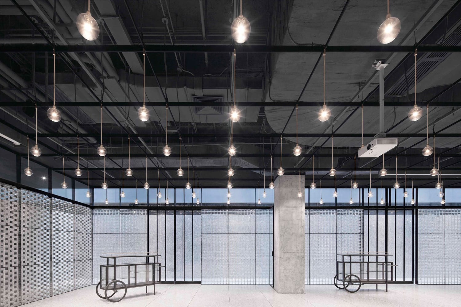 BEI Function Space by Neri&Hu Design & Research Office | Yellowtrace