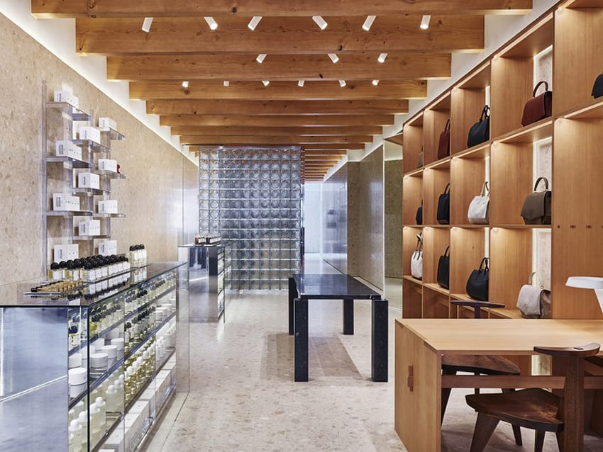Byredo's New York Store by Christian Hallerod | Yellowtrace