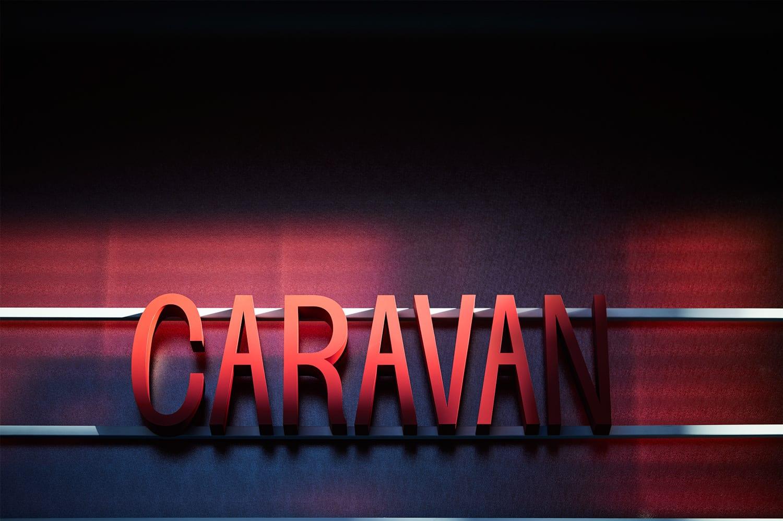 Caravan 2.0 Seoul, South Korea by Flack Studio | Yellowtrace