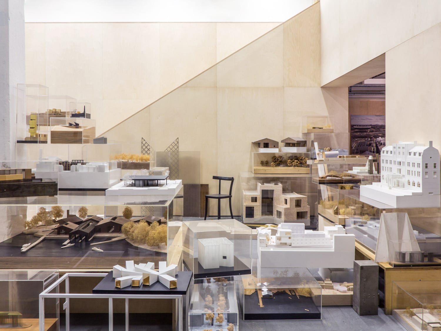 Carmody Groarke Studio in London | Yellowtrace