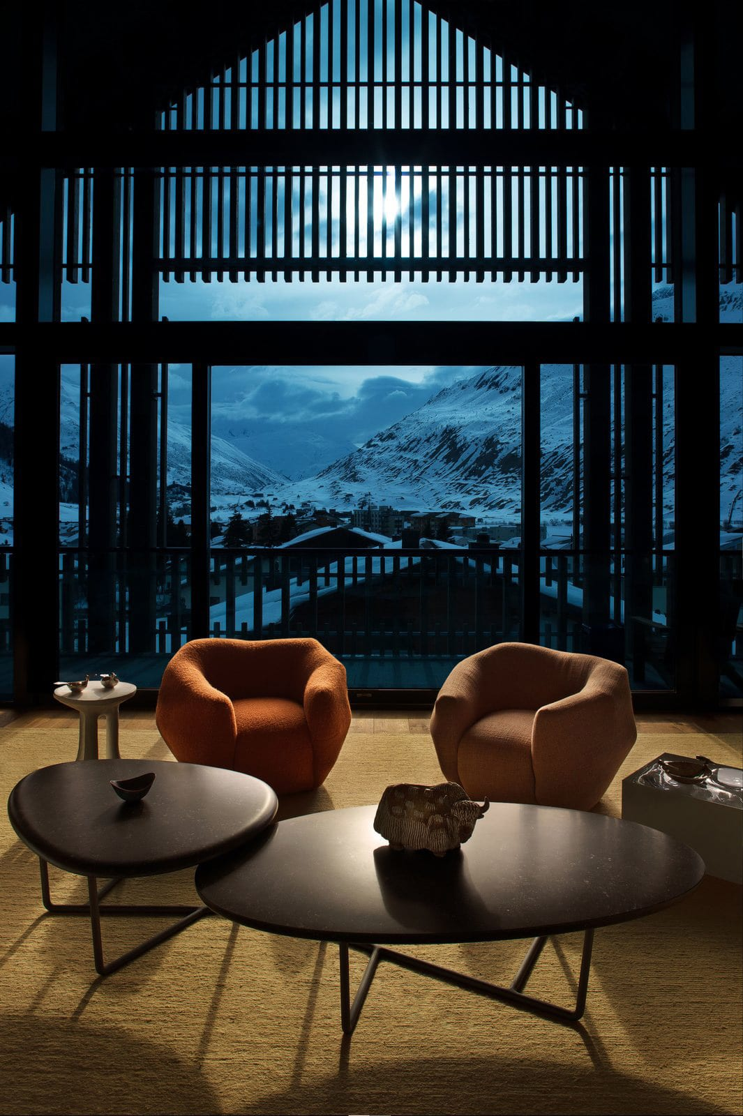 Chalet in the Swiss Alps by Pierre Yovanovitch | Yellowtrace