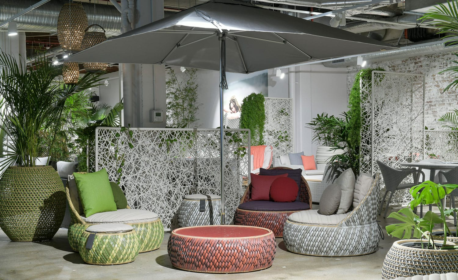 """DEDON, a German pre-eminent luxury outdoor furniture brand, has launched  its flagship Australian showroom in Sydney's design precinct at """"The  Cannery"""" in ... - DEDON Launches Flagship Showroom In Sydney Yellowtrace"""