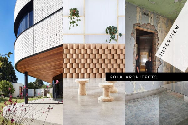 Interview with FOLK Architects | Yellowtrace