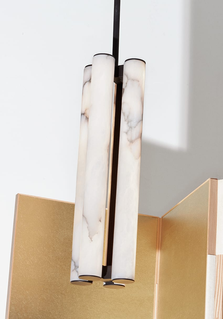 Heute Craftsmanship: Contemporary Lighting & Furniture by Garnier & Linker | Yellowtrace
