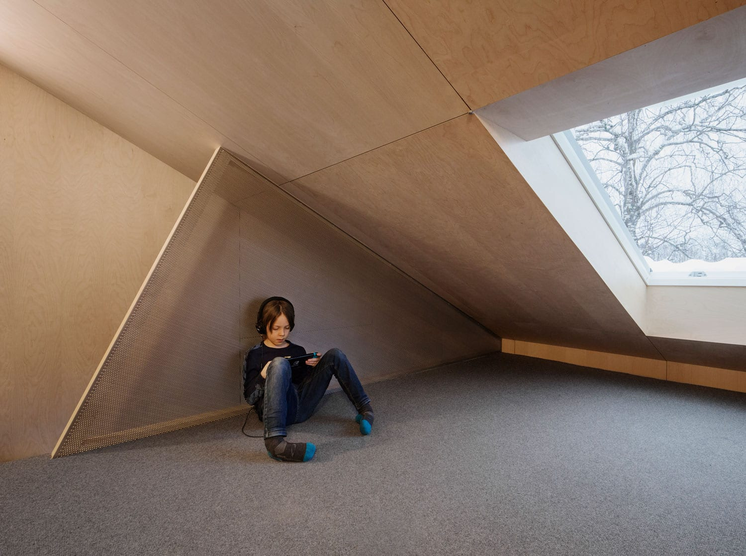 House of Many-Worlds in Oslo, Norway by Austigard Arkitektur | Yellowtrace