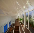 House with Plants in Japan by Kamakura Studio   Yellowtrace