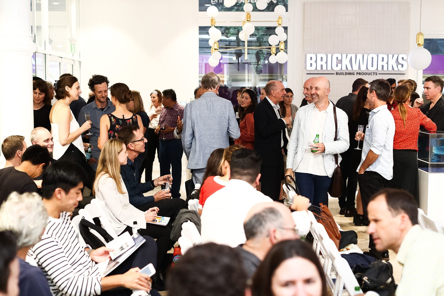 Kevin Carmody x Brickworks Event | Yellowtrace