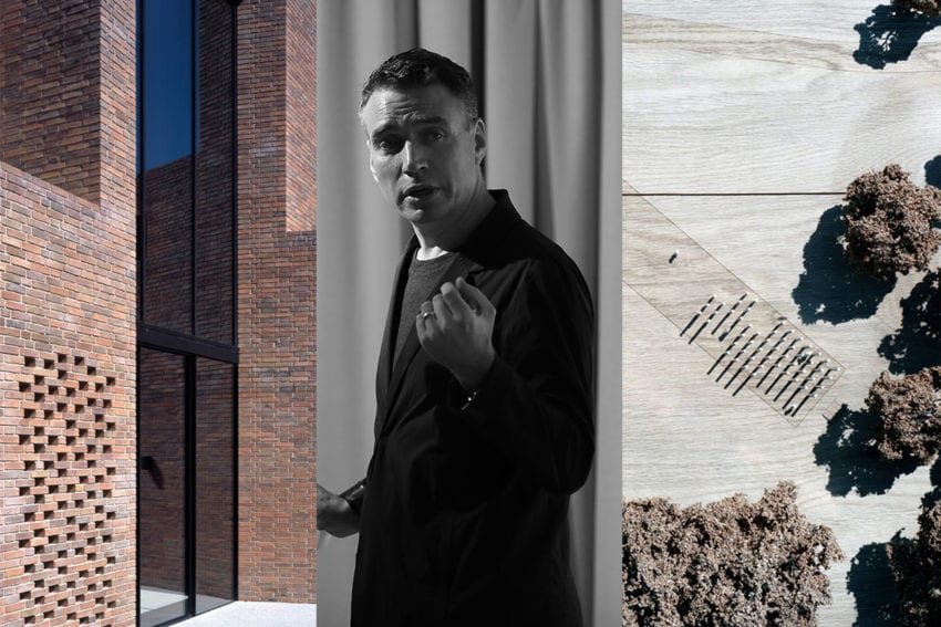 Kevin Carmody's 'Territory of Architecture' presented by Brickworks | Yellowtrace