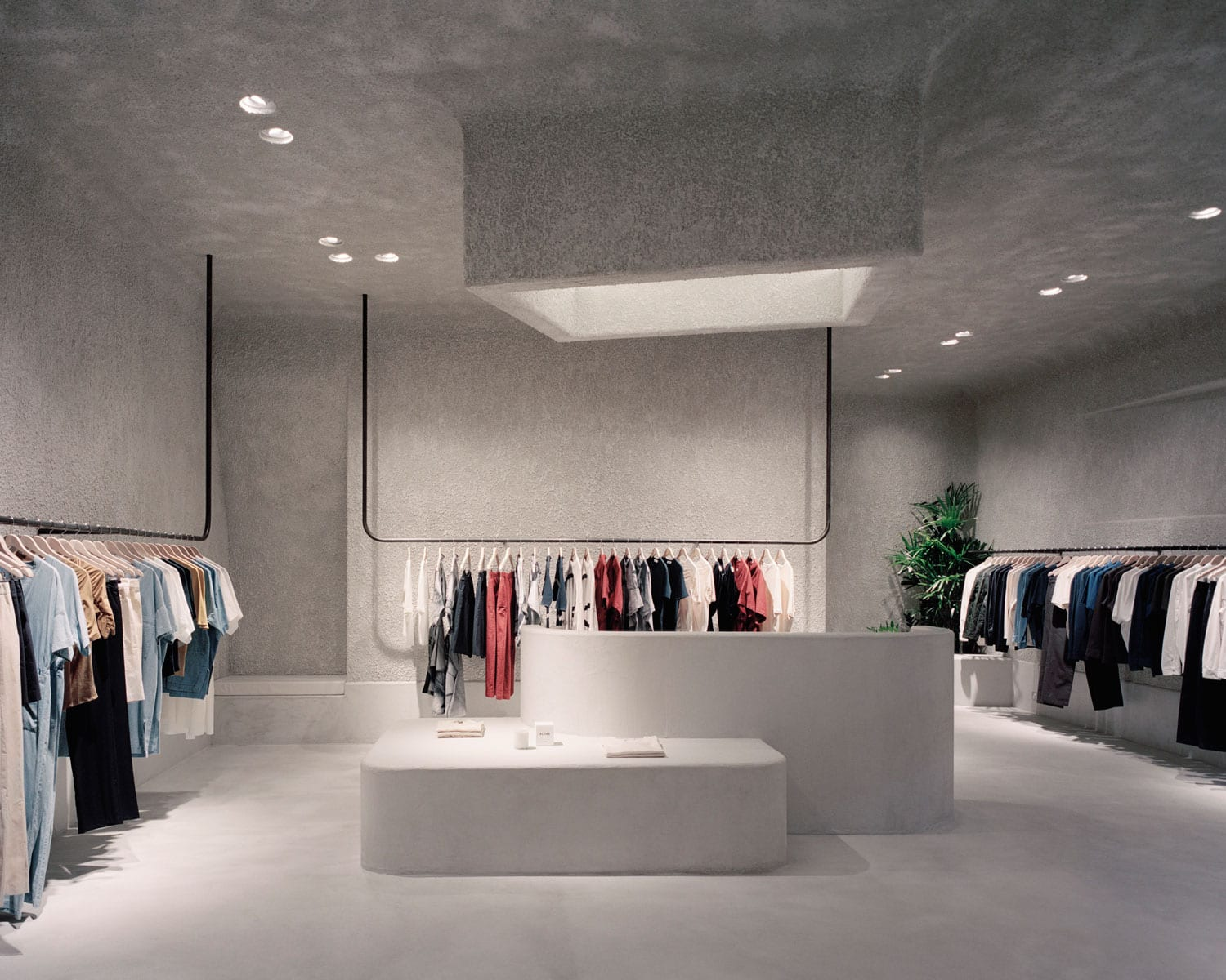 Interior Design Furniture Stores Melbourne ~ Kloke s brutalist inspired melbourne store by david goss