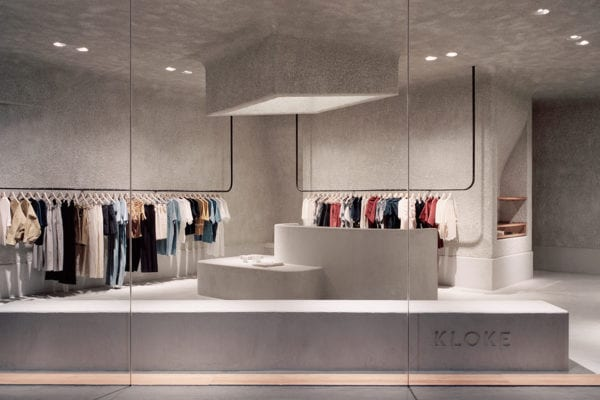 Kloke Melbourne CBD Store by David Goss | Yellowtrace
