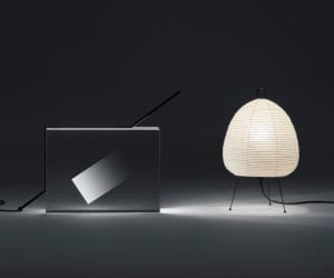 Light-Fragments by nendo for The Noguchi Museum + YMER&MALTA   Yellowtrace