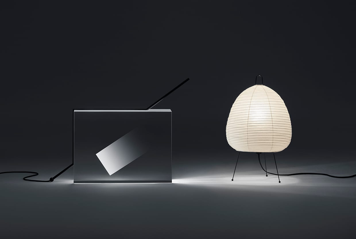 Light-Fragments by nendo for The Noguchi Museum + YMER&MALTA | Yellowtrace