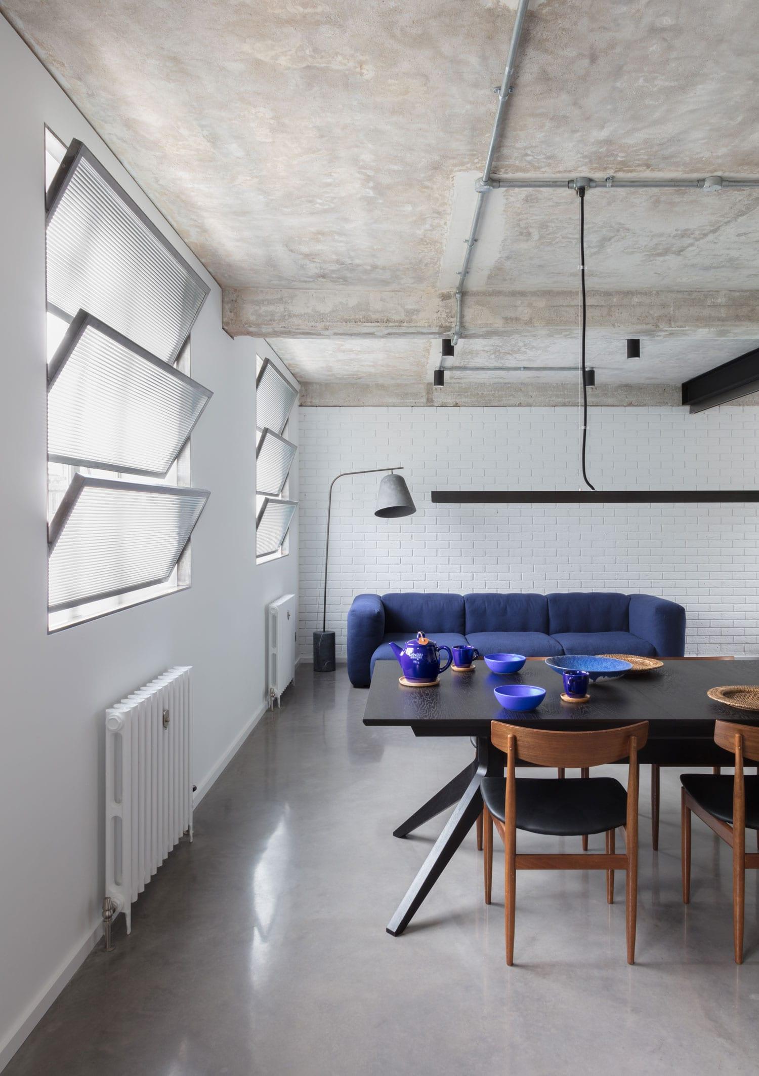Minimalist London Home Extension By Nicholas Szczepaniak Architects