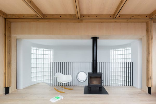 Minimalist London Home by Nicholas Szczepaniak Architects | Yellowtrace