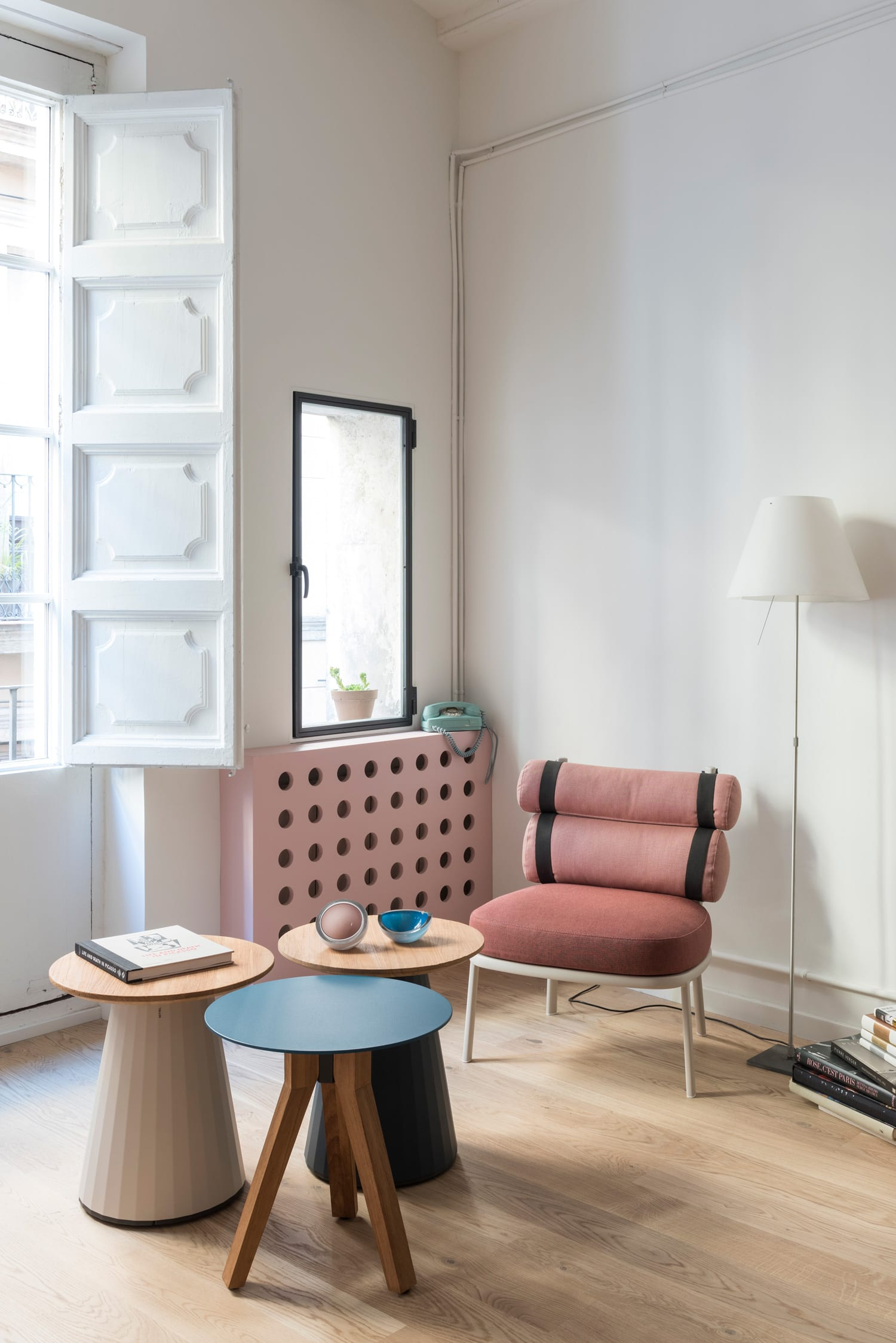 Playful Apartment in Born, Barcelona by CaSA | Yellowtrace