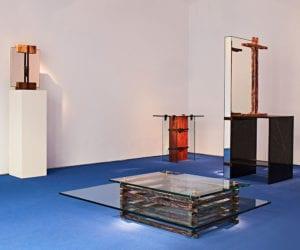 Poli-Piel: Jorge Penadés Serrano's First Solo Show at Gallery Machado-Muñoz in Madrid   Yellowtrace