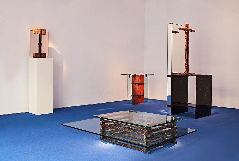 Poli-Piel: Jorge Penadés Serrano's First Solo Show at Gallery Machado-Muñoz in Madrid | Yellowtrace