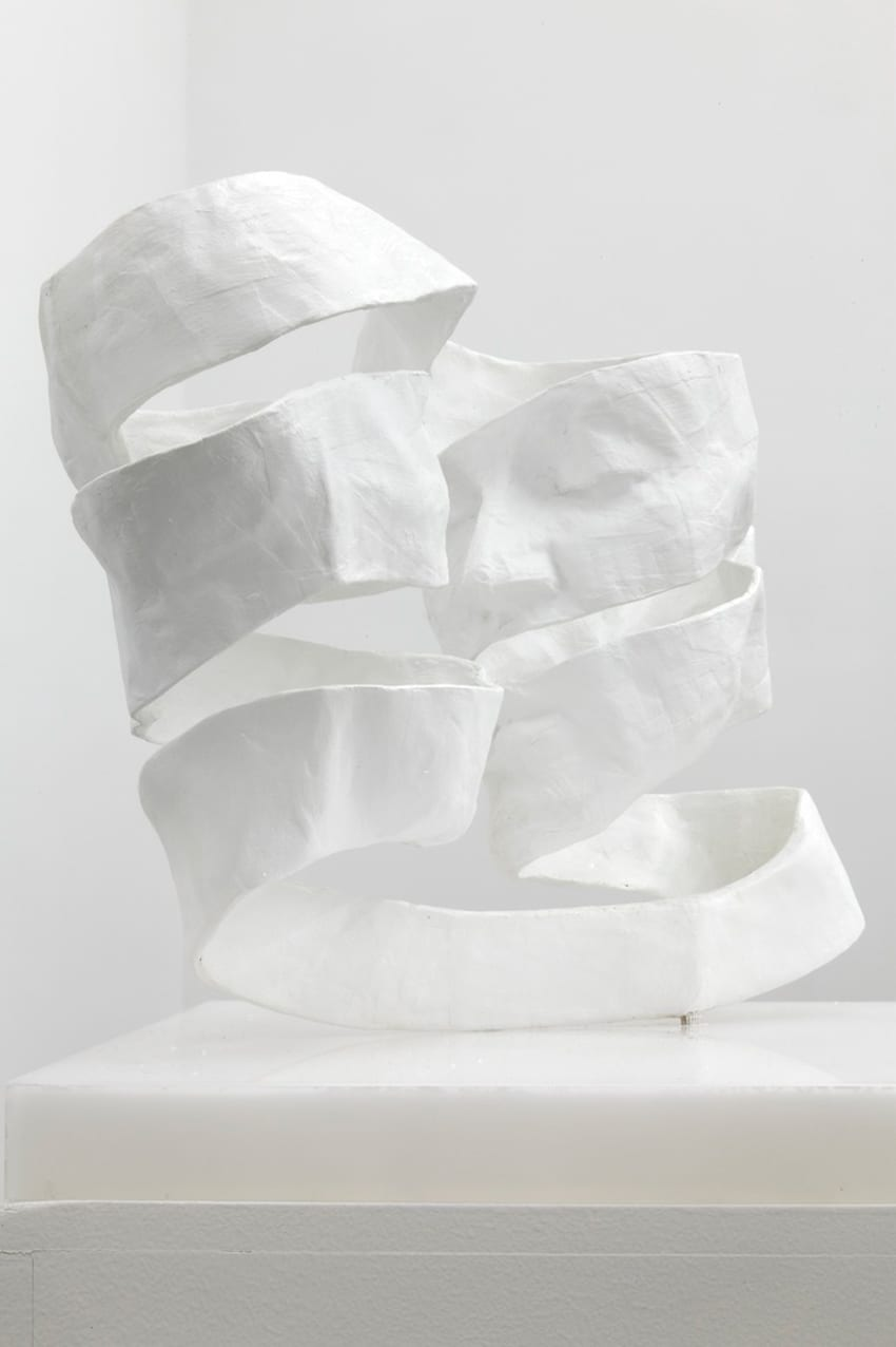 Abstract Sculptures by Barbara Leoniak | Yellowtrace