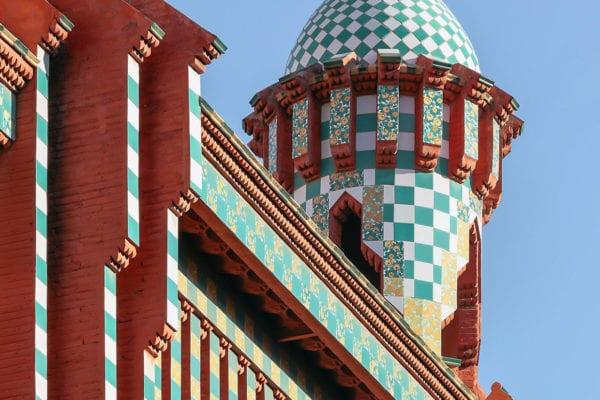 Antoni Gaudi Casa Vicens in Barcelona Restored by Martinez Lapena Torres Arquitectes & Daw Office   Yellowtrace