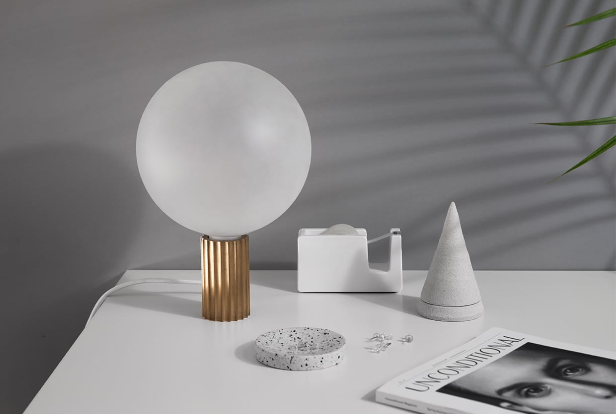 Attalos Lighting Range by Marz Designs | Yellowtrace