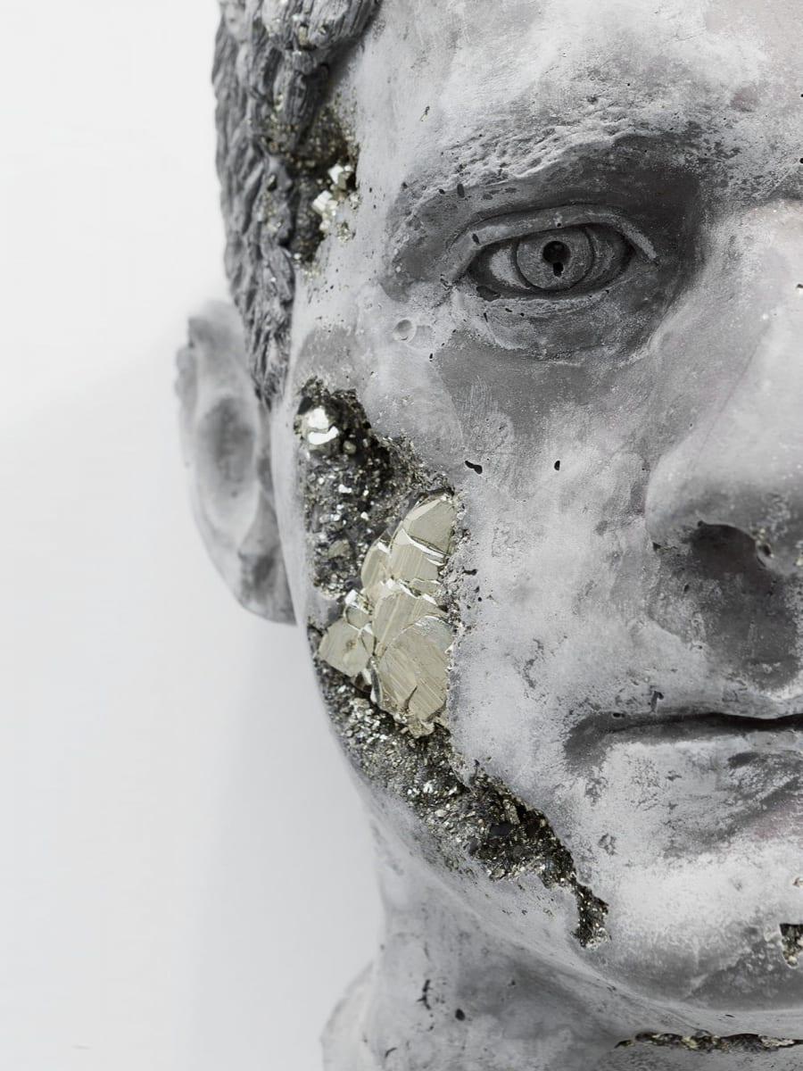 Broken Figures by Daniel Arsham | Yellowtrace