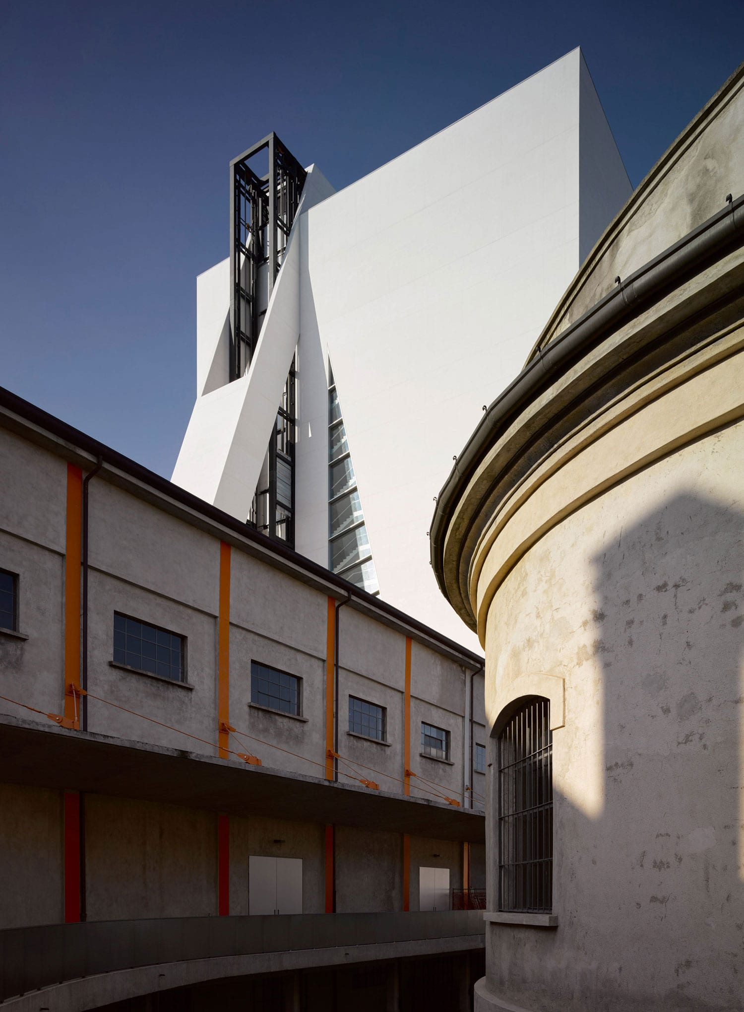 Fondazione Prada Art Centre in Milan by OMA | Yellowtrace