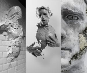 Fragmented Sculptures of Humankind Curated by Yellowtrace