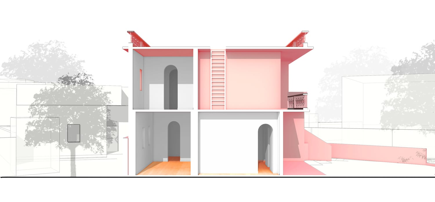 His House and Her House in China by Wutopia Lab | Yellowtrace