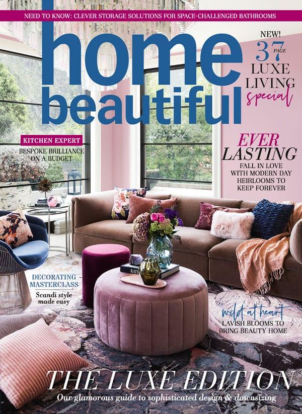 Home Beautiful May 2018 Dana Tomic Hughes' Design Diaries | Yellowtrace