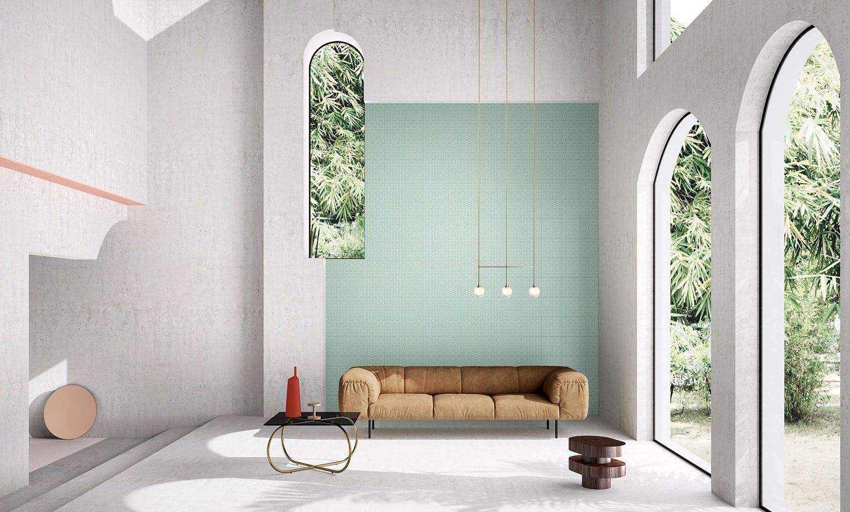 House of Tiles: Concept Space & Tile Collection by Marcante-Testa.