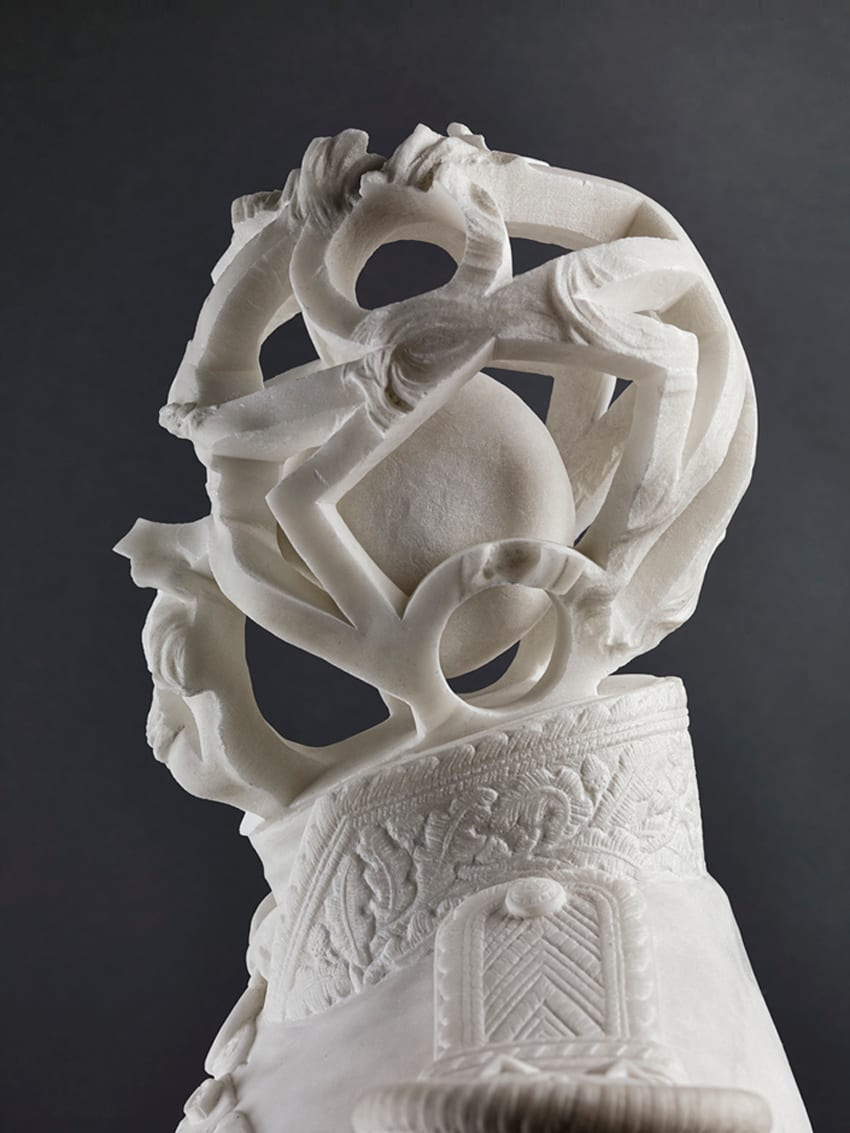 Marble Sculptures by Jonathan Owen | Yellowtrace