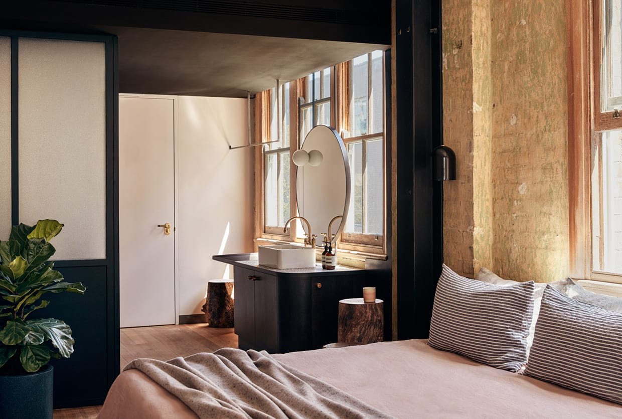 Paramount House Hotel by Breathe Architecture Opens in Sydney | Yellowtrace