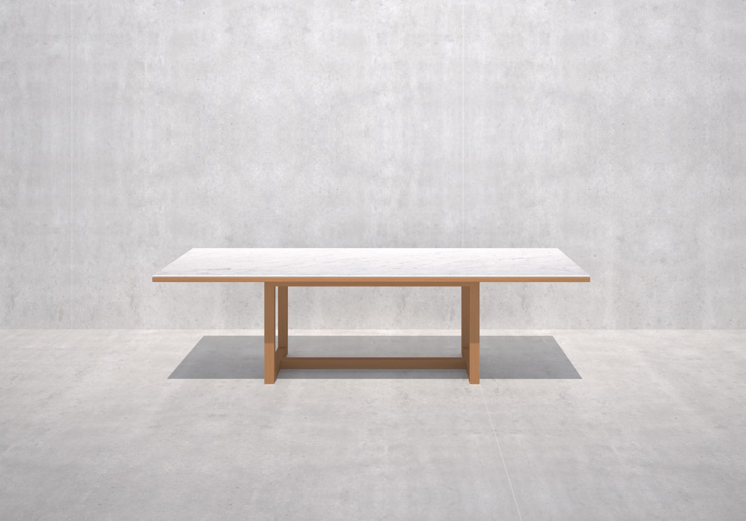 Salvatori Span Table by John Pawson, Milan Design Week 2018 Preview | Yellowtrace
