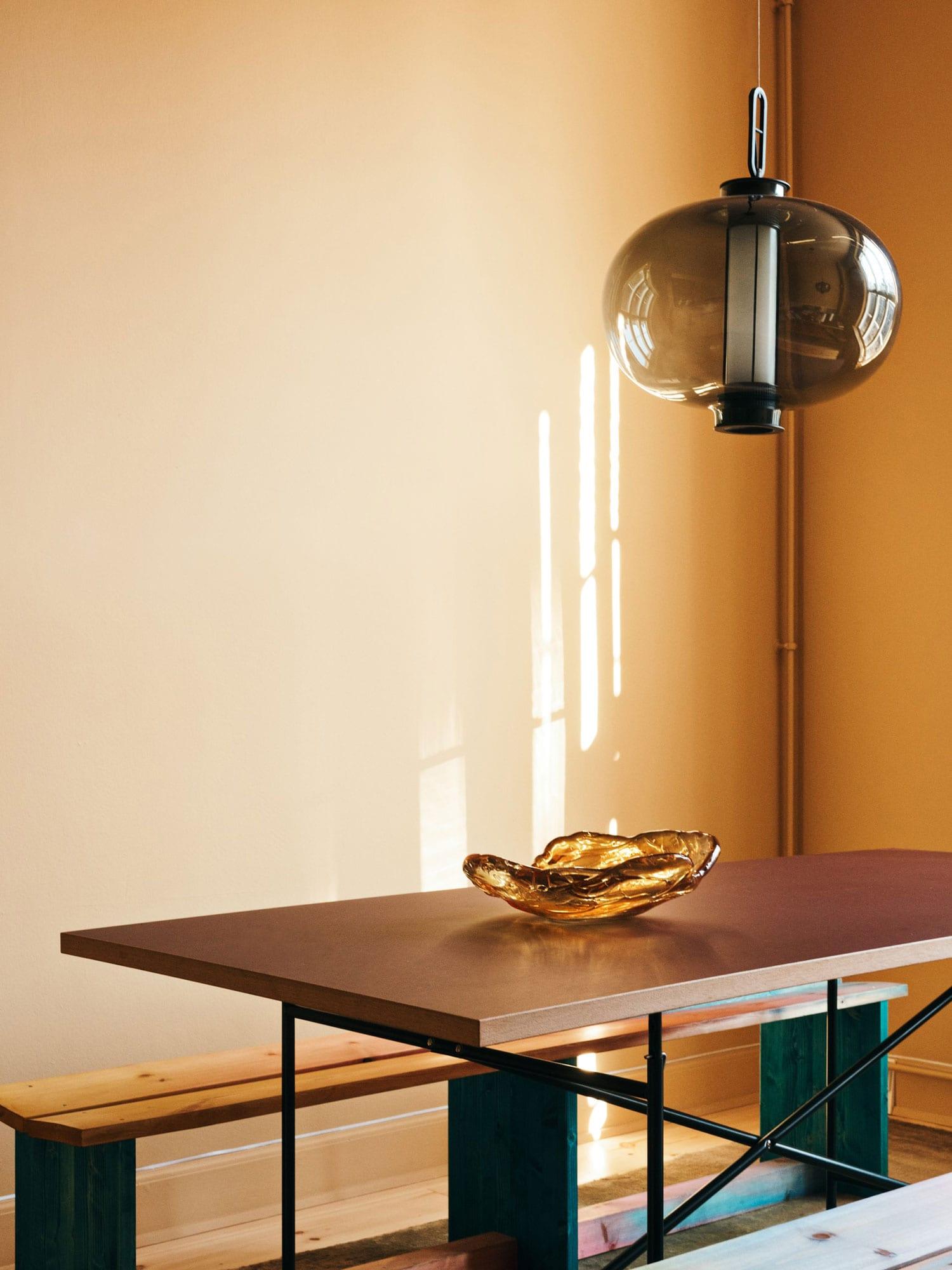 danish fashion designer stine goya 39 s studio kitchen. Black Bedroom Furniture Sets. Home Design Ideas