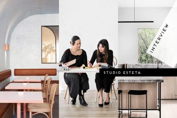 Interview: Sarah Cosentino & Felicity Slattery of Studio Esteta   Yellowtrace