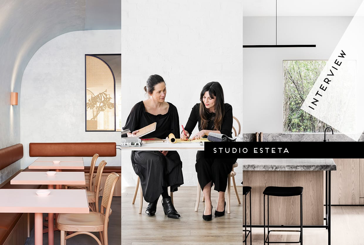 Interview: Sarah Cosentino & Felicity Slattery of Studio Esteta | Yellowtrace