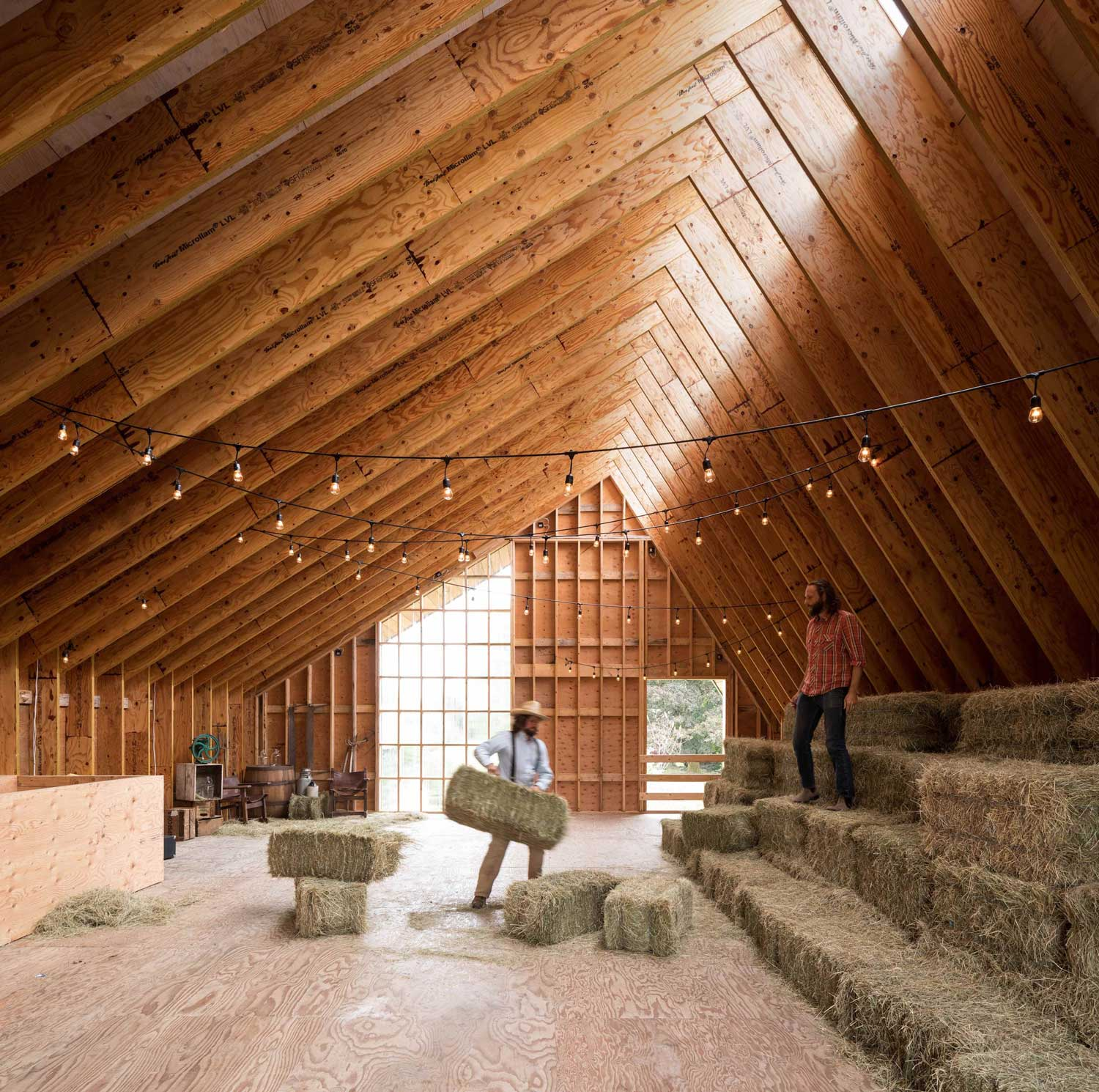 Swallowfield Barn In Langley Canada By Motiv Architects