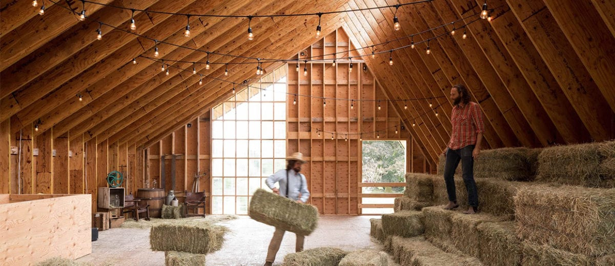 Swallowfield Barn in Langley, BC, Canada by MOTIV Architects   Yellowtrace