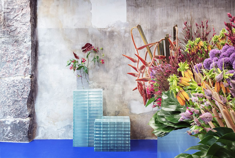 Tableau Flower Shop In Copenhagen By Studio David Thulstrup