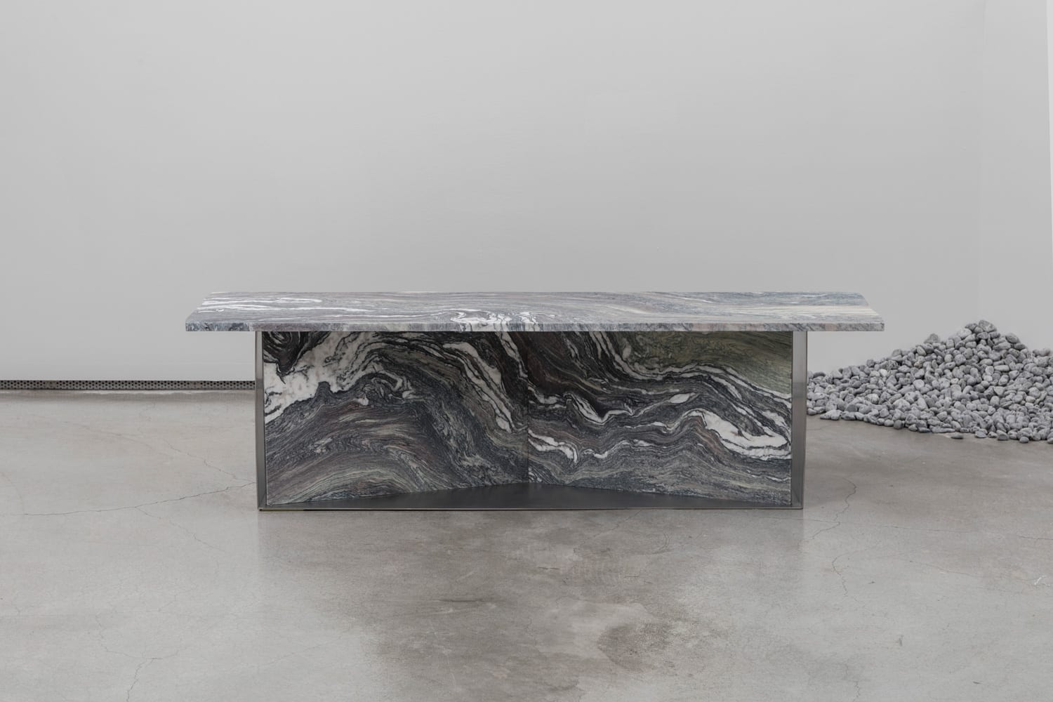 Wave Bench by Jinsik Kim | Yellowtrace