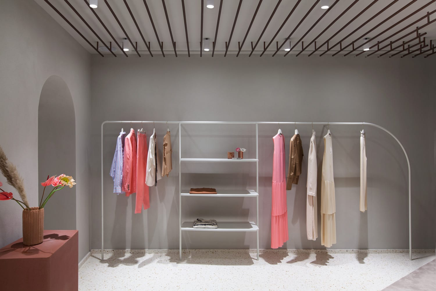 Alysi Retail Store by Studiopepe | Yellowtrace