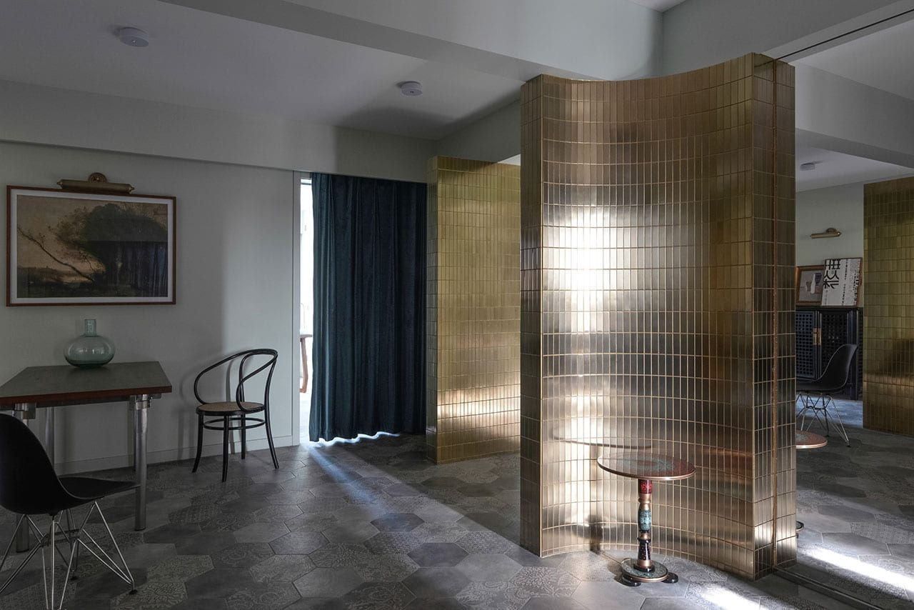 Artists' Apartment in Hohhot, Mongolia by NA-DECO | Yellowtrace
